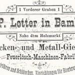 Löschmaschine Lotter